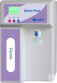 Reinstwasser-System Direct Pure Genie 15 kompaktes Reinstwassersystem inkl. RO-Membran,...