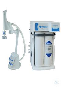 Reinstwasser-System Purist UV mit, Dispenser kompaktes System zur Herstellung von Reinstwasser...