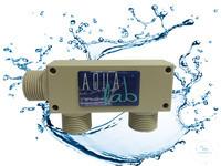 Reinwasser-Verteilerblock 2-fach R 3/4 Reinwasser-Verteilerblock 2-fach R 3/4 inklusive...