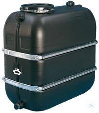 Vorratstank 1100 Liter Vorratstank 1100 Liter aus Werkstoff Polyetylen schwarz,...