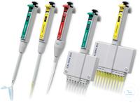 Calibra dig. 822 micropip., vol.adjustment, autoclav., 0.2-2µl, Tip Ultra...