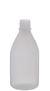 Enghalsflasche 250ml, PE, GL25, Enghalsflasche 250ml, LDPE, Gewinde GL18 PE Enghalsflasche 250ml,...