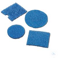 Biopsy Foam Pads, blue, -40°C - 121°C Biopsy Foam PadsContent: 10 Beutel zu...