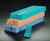 Biopsiekassette mit angeklipptem Deckel, Farbe Weiss, in Stacks...