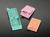 Biopsiekassette mit angeklipptem Deckel, Farbe Weiss Biopsiekassette mit...