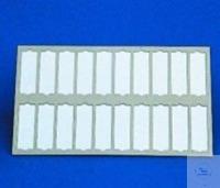 Präparatemappen ohne Deckel, aus Karton, für 20 Objekträger; Quersteige Präparate- / Befundmappen...