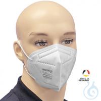 Atemschutzmasken Atemious Pro FFP2 NR (30 Stck.) Made in Germany
