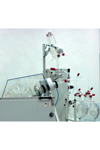 Manual Rotary Evaporator PILOTVAP The PILOTVAP® is a patented pendulum system...
