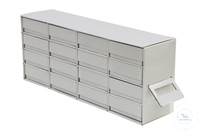 9Artículos como: Cryo-rack for upright freezers 4x4=16 boxes 50mmH; carton,delivered incl....