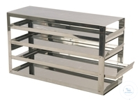 3Artículos como: Comfort Rack (drawers) for upright freezers (HxW) 5x4=20 boxes 50mm H;...