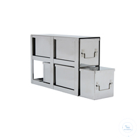 24Artículos como: Doubble tray for upright freezers non separated for bigger-sized samples;...