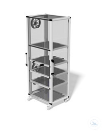 Lab on Wheels - Customized Rack Solution You would like to operate your...