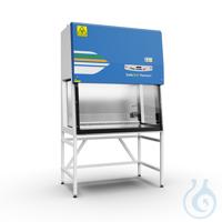SafeFAST Premium 0,9 m Mikrobiologische Sicherheitswerkbank gemäß DIN EN 12469:2000  ▪...