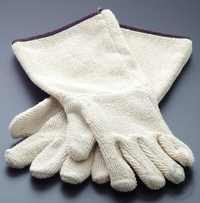 Heat and cold protective gloves Heat and cold protective gloves  Breathable...