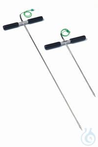 3Articles like: Boden- und Kompostthermometer, Fühlerlänge 500 mm Boden- und...