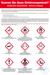 Info-Tafel, GHS Gefahrensymbole Info-Tafel, GHS Gefahrensymbole    Schulungstafel gefährliche...
