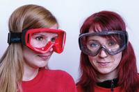 2Artículos como: Full Sight Glasses with Elastic Strap acc. to DIN EN 166 + 170,WINLAB® Full...