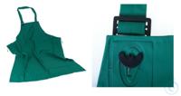 Arbeitsschutzschürze, grün