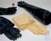 Handschuhe/Butyl, Gr. 9