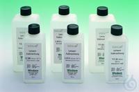 6Artikelen als: Conductivity testing solution 1413 μS, 250ml WinLab® LF test solutions...
