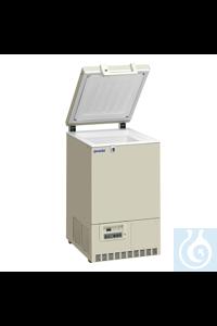 VIP Freezer MDF-C8V1-PE (-80°C), Volumen: 84 Liter VIP Freezer MDF-C8V1-PE...