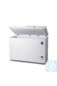 LT C150 Chest freezer, 140 l., -20°C to -45°C Freezer for temporary cold-storage and/or daily use...
