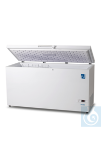 ULT C300 Chest freezer, 296 l., -60 ºC to -86 ºC Freezer for temporary to long term storage in...