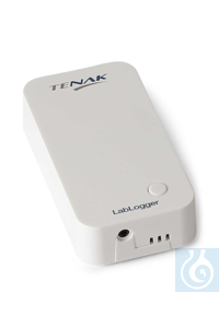 Tenak LabLogger The LabLogger will monitor the surrounding temperature and...