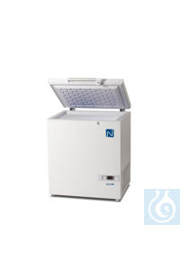 ULT C75 Chest freezer, 74 l., -60 ºC to -86 ºC Personal freezer for easy access and daily use in...