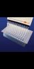 PlateSeal 96-Well Adhesive-Free Pierceable Film Film: Polyethylene, 69.9 µm, 2.75 mil  Adhesive:...