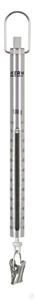 Spring Scale, Max 100 g; d=1 g Max 100 g, d= 1 g Aluminium scale tube:...