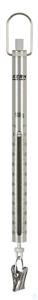 Federwaage, Max 300 g; d=2 g Skalenrohr aus Aluminium: robust, langlebig,...