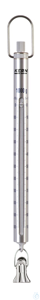 Spring Scale, Max 1000 g; d=10 g Max 1000 g, d= 10 g Aluminium scale tube: robust, long service...
