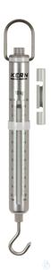 Spring Scale, Max 10000 g; d=100 g Max 10000 g, d= 100 g Aluminium scale...