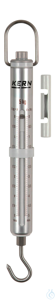 Spring Scale, Max 20000 g; d=200 g Max 20000 g, d= 200 g Aluminium scale tube: robust, long...