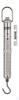 Federwaage, Max 20000 g; d=200 g Max 20000 g, d= 200 g Skalenrohr aus...