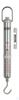 Federwaage, Max 35 kg; d=0,5 kg Max 35 kg, d= 0,5 kg Skalenrohr aus...