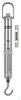 Federwaage, Max 50 kg; d=0,5 kg Skalenrohr aus Aluminium: robust, langlebig,...