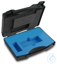 Plastic carrying case up to 500 g, for individual weight sets (E2) Case/box...