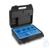 Kunststoffkoffer bis 500g für Standardstückelung, bis E2 Koffer für...