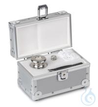 Safety Set Prüfgewichte 5 g (F2); 100 g (F2) für DAB 100-3, EMB 100-3, TDAB...