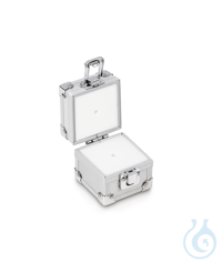 Aluminium weight case, 2 g, Aluminium for E1 - M2, Cylindrical Individual...