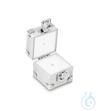 Aluminium weight case, 5 g, Aluminium for E1 - M2, Cylindrical Individual...