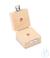 Holzetui 1 x 10 g, E1 + E2 + F1, gepolstert Einzelgewicht, Knopfform,...