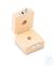 Holzetui 1 x 20 g, E1 + E2 + F1, gepolstert Einzelgewicht, Knopfform,...