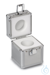 Aluminium-Gewichtsetui, 20 kg, Aluminium für E1 - F2, Knopf/Kompakt...
