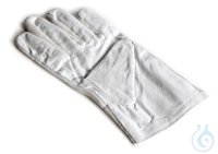 leather glove, with a cotton back, for weights up 2kg Help to protect the test Dusting brush to...