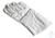 1 Paar Lederhandschuhe, Handrücken mit Baumwolle, für Gewichte ab 2kg Hilft die Prüfgewichte im...