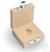 Holzetui f. einzelne Milligrammgewichte, E1/E2/F1/F2/M1 Material: HolzFür die...