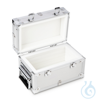 Aluminium weight case, 10 kg Block, Aluminium for F1-M3, block/lock-type...
